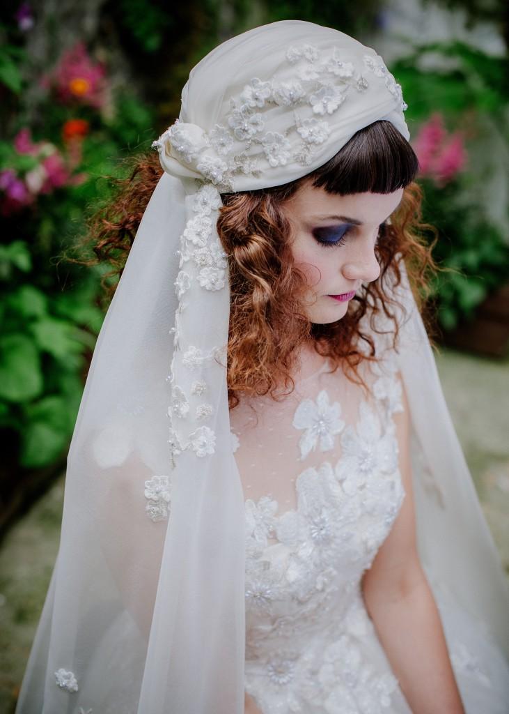 Bridal veil bespoke